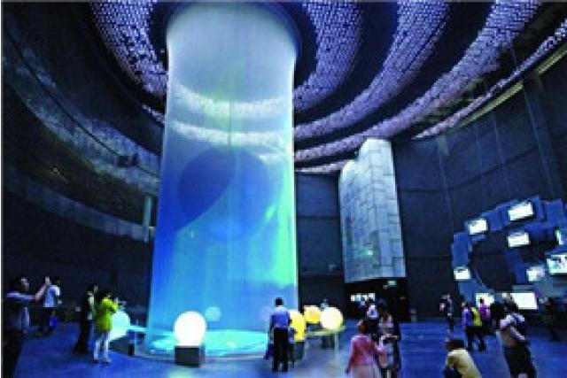 中国工程机械体验馆(中联重科)